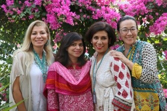 Gender Balance in the UNODC Country Office Pakistan (COPAK)