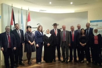 Palestine: The Launch of the Joint Programme HAYA on Eliminating Violence Against Women and Girls