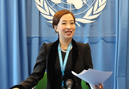 Thai Princess becomes UNODC Goodwill Ambassador on the Rule of Law for Southeast Asia
