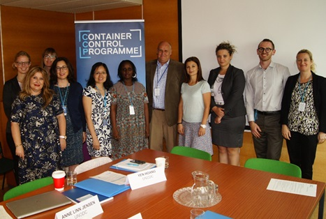 WCO Container Control programme Women's Network highlights West Africa as an example