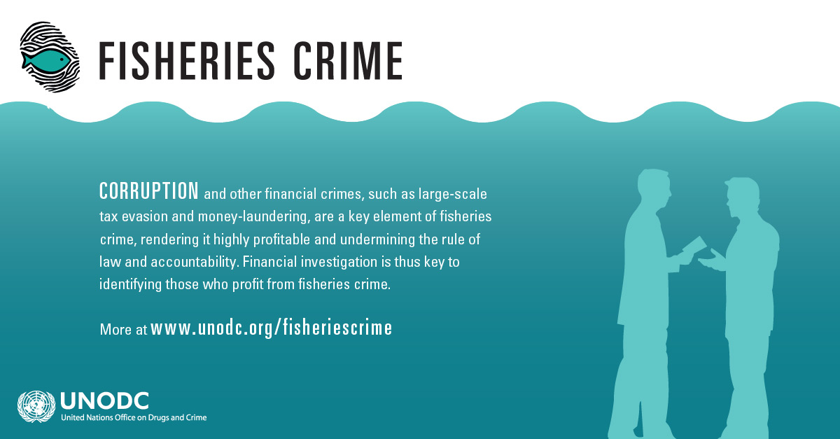 Fisheries crime and corruption