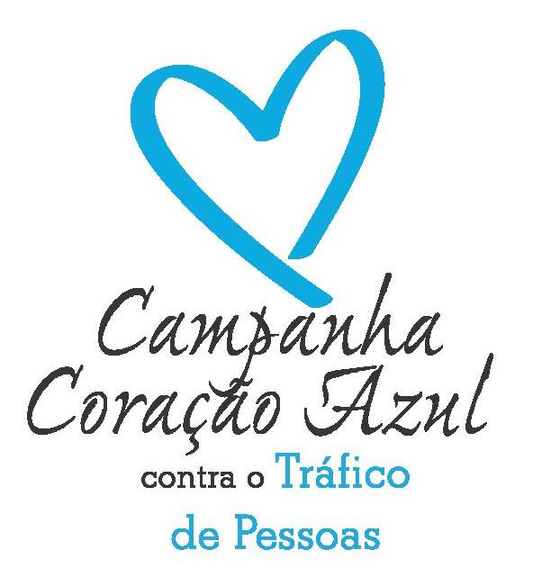 Logo Blue Heart Spanish