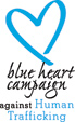 blue heart english