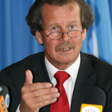 Manfred Nowak, United Nations Special Rapporteur on Torture