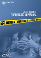 "<p><a href=""/unodc/en/data-and-analysis/glotip_2009.html"" rel=""nofollow"">Global Report on Trafficking in Persons 2009</a></p> <p> </p>"