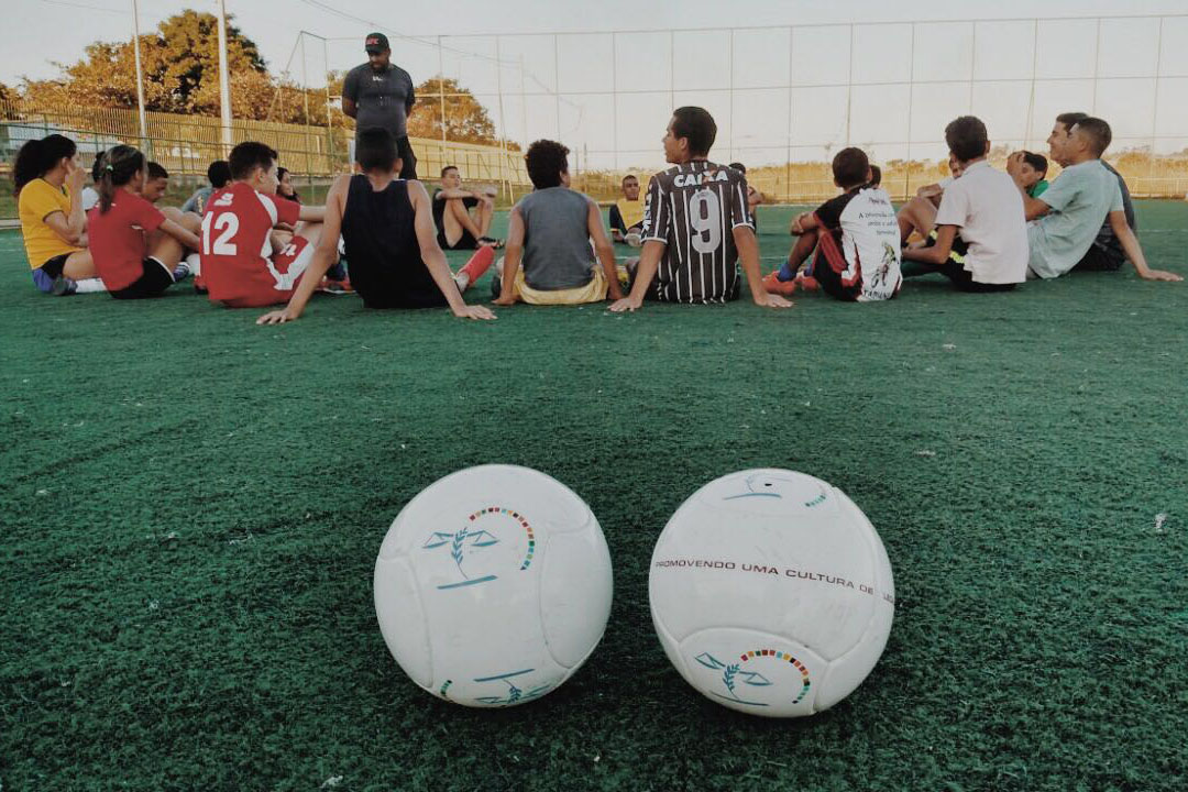 UNODC small grants scheme for sports-focused, youth development CSOs now open