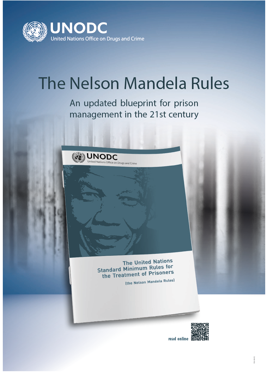 The United Nations Standard Minimum Rules for the Treatment of Prisoners