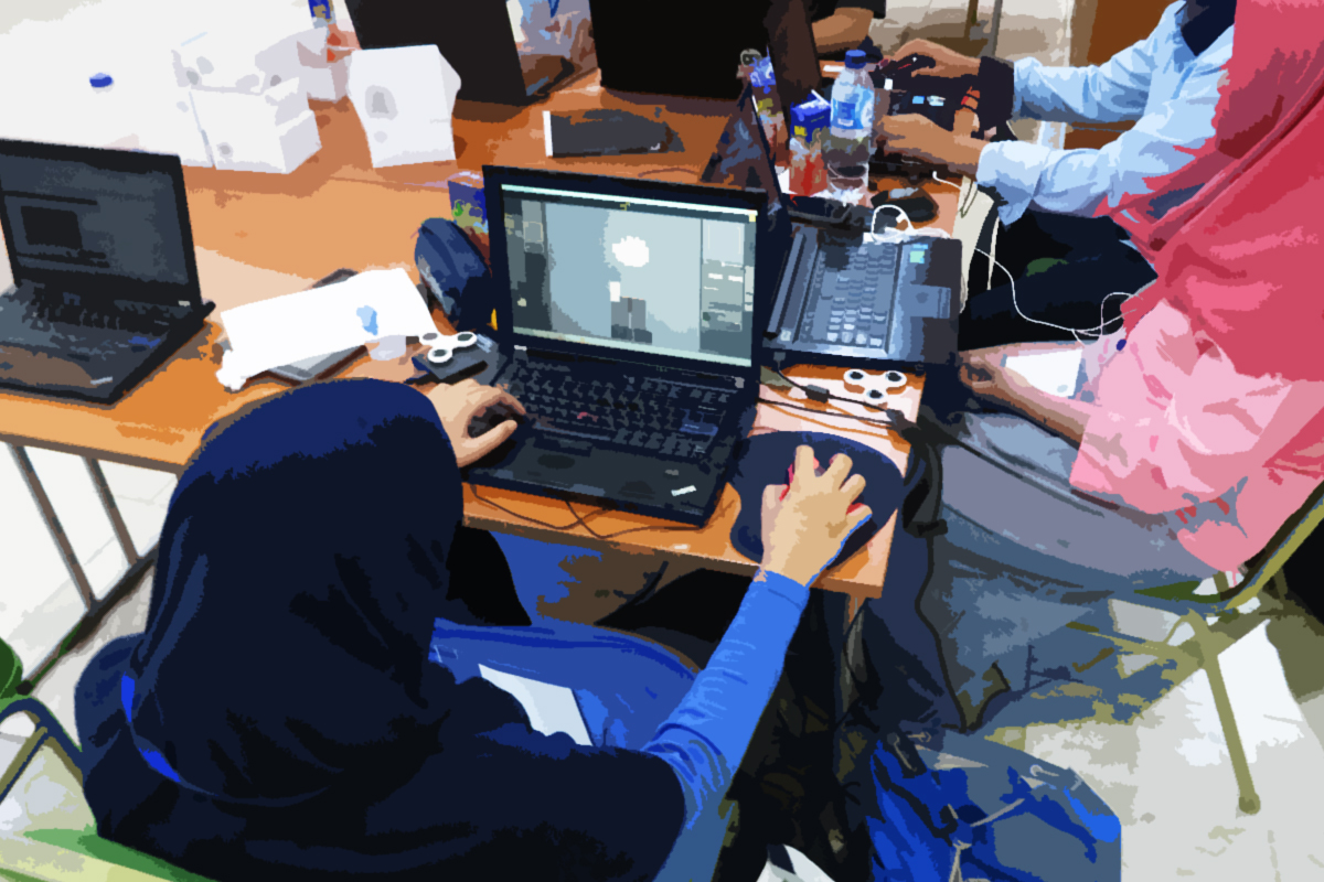 #Hack4Justice: Third E4J hackathon takes place in Indonesia to boost rule of law