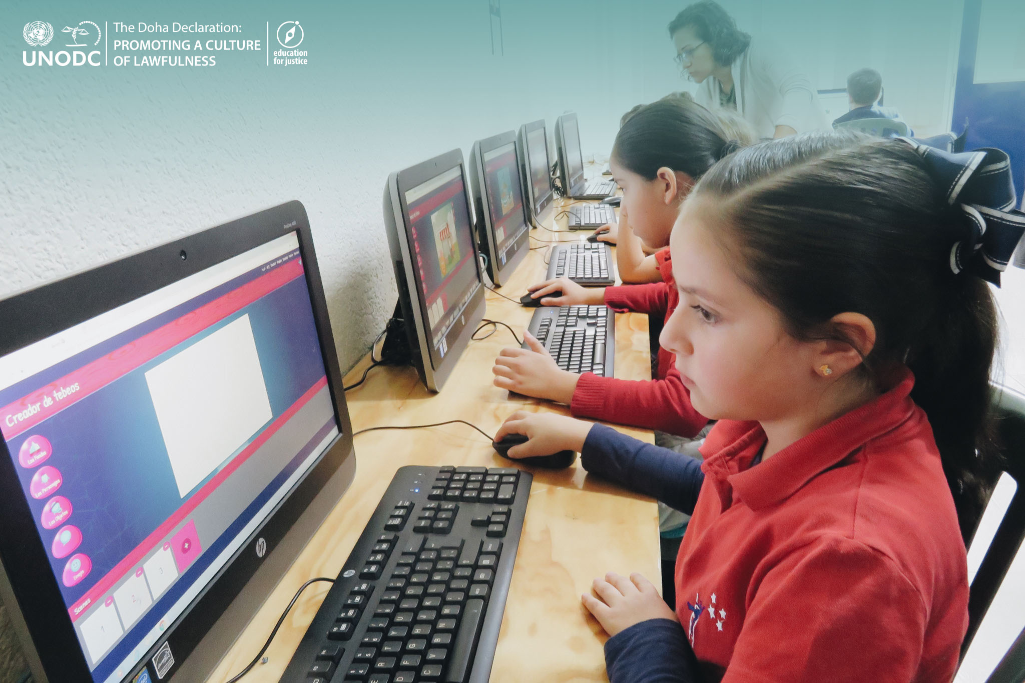E4J advances value-based and skills education for primary students in Mexico