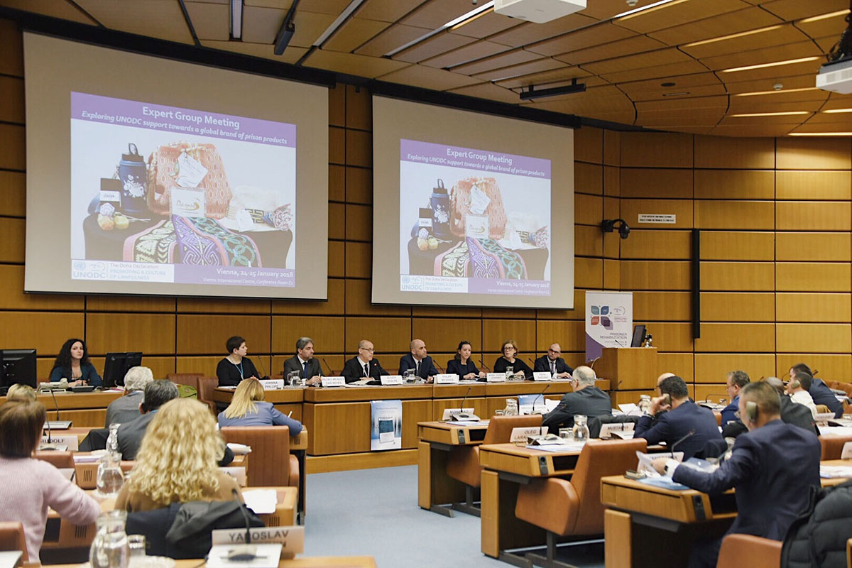 UNODC's bold new steps on the road to prisoner rehabilitation