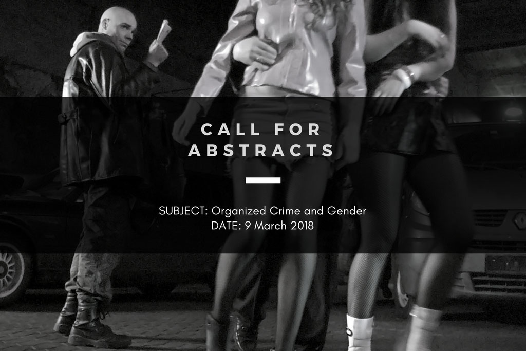 Call for Abstracts: 2018 International Academic Conference on Organized Crime and Gender