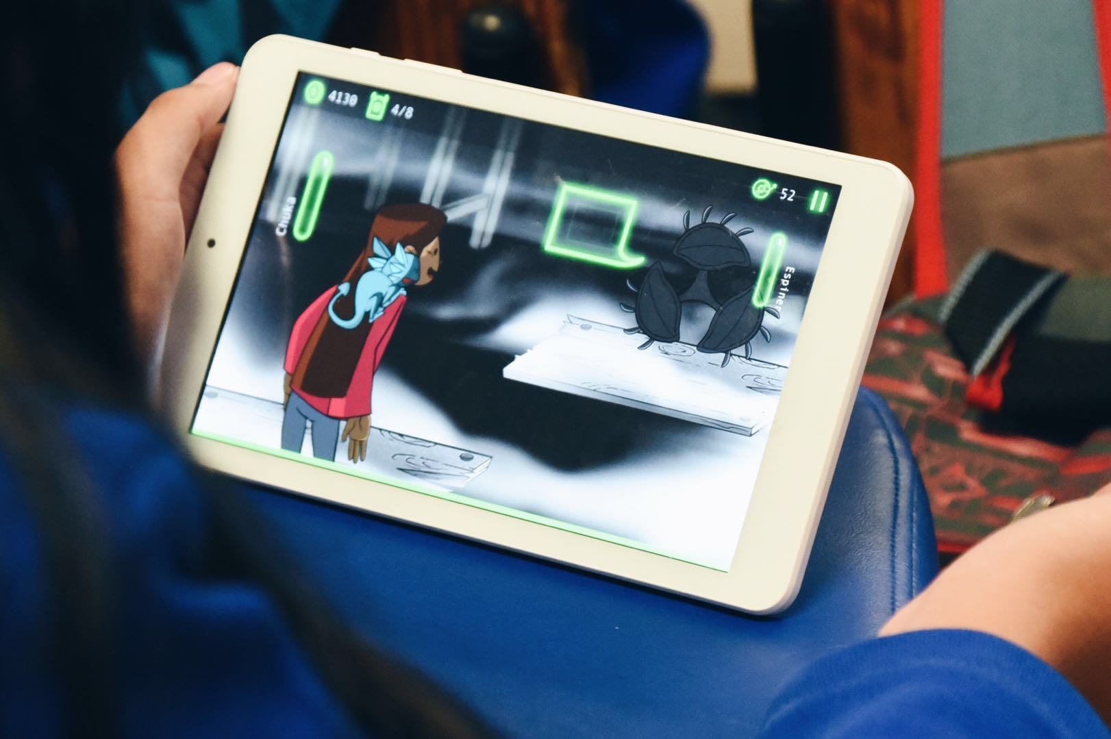 Chuka, the unique video game empowering girls against gender violence