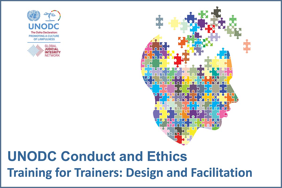 UNODC holds its first judicial integrity training workshop in anticipation of network launch