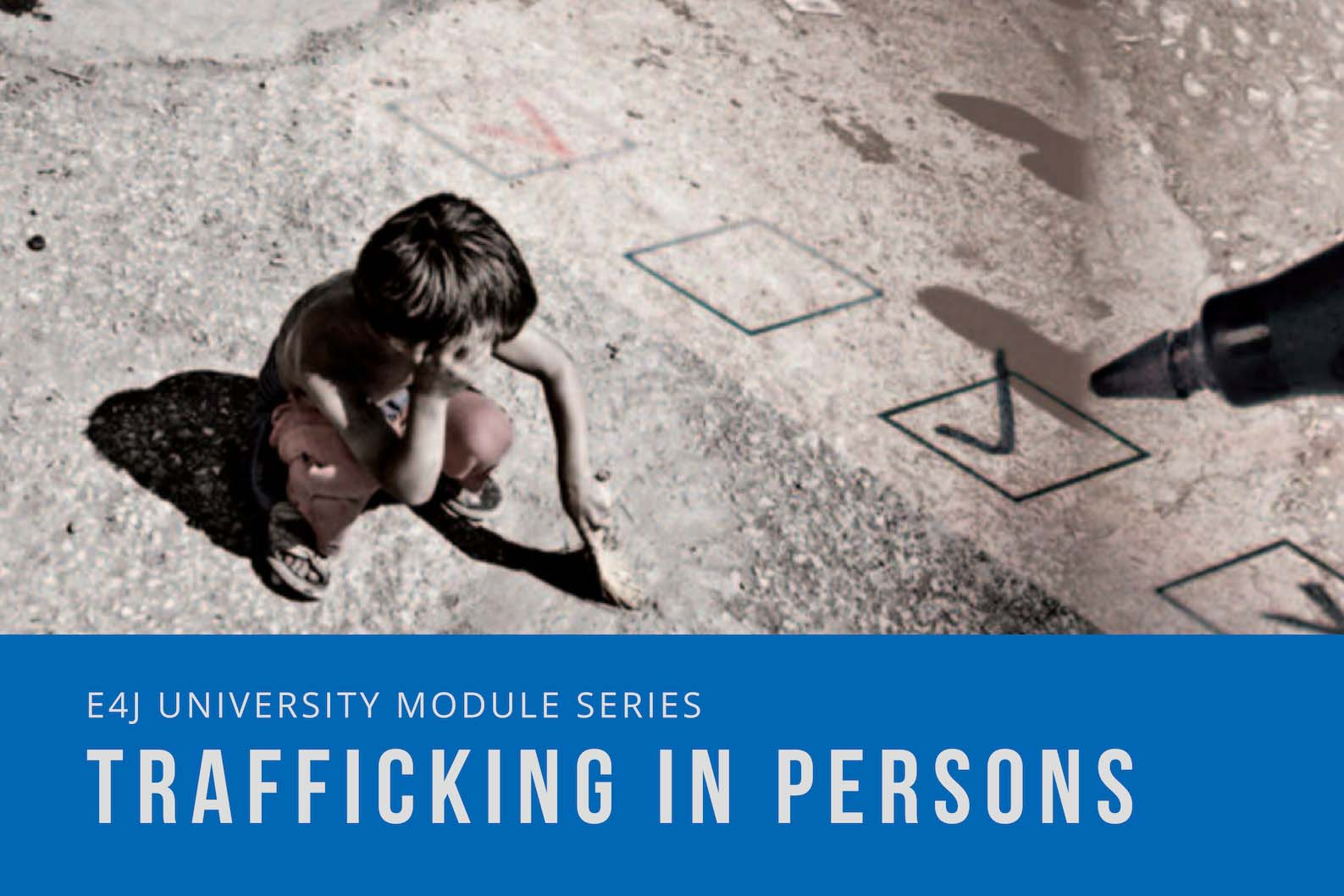 New UNODC university modules to teach about Trafficking in Persons, a crime that violates fundamental human rights