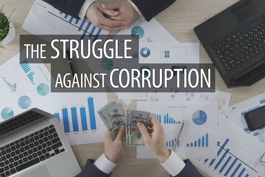 The multi-faceted and multi-generational struggle against corruption