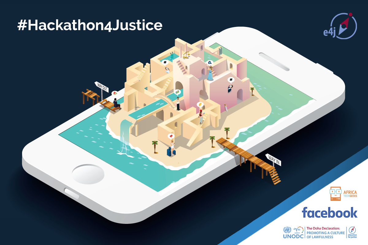 Young African justice coders take on Facebook's latest hackathon challenge