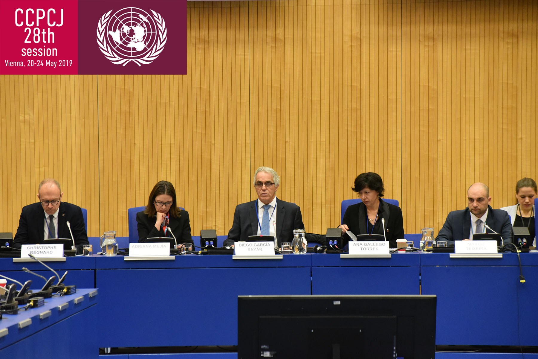 Strengthening judicial independence, and gender and diversity in the justice sector – special CCPCJ side events