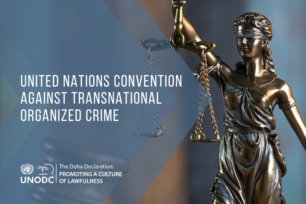20 years after the signing of UNTOC, crime prevention remains a multidimensional endeavour
