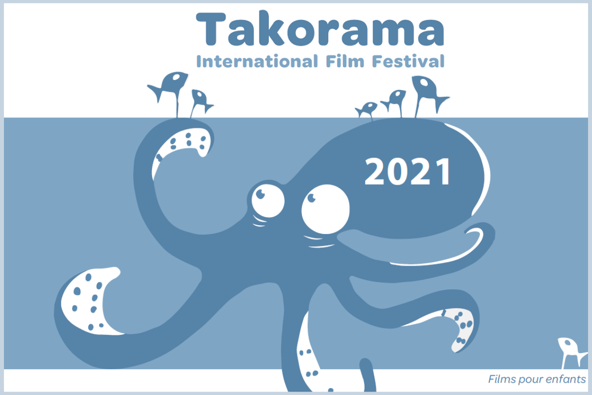 TAKORAMA 2021 - online film festival for children and youth around the world