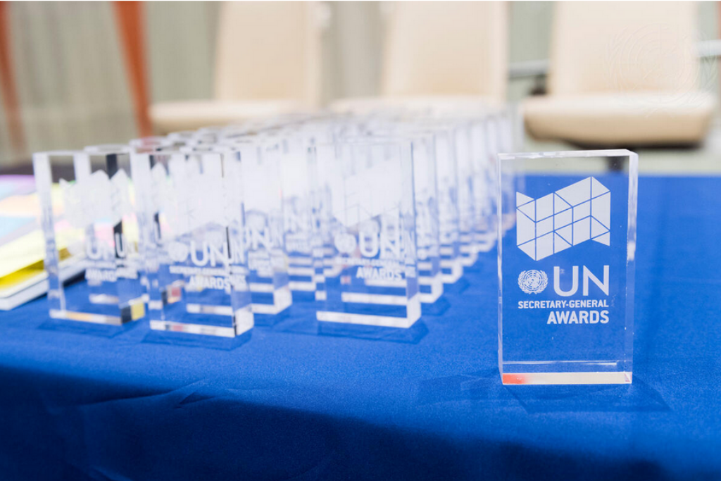 UNODC's E4J initiative receives Secretary-General 2020 Innovation Award