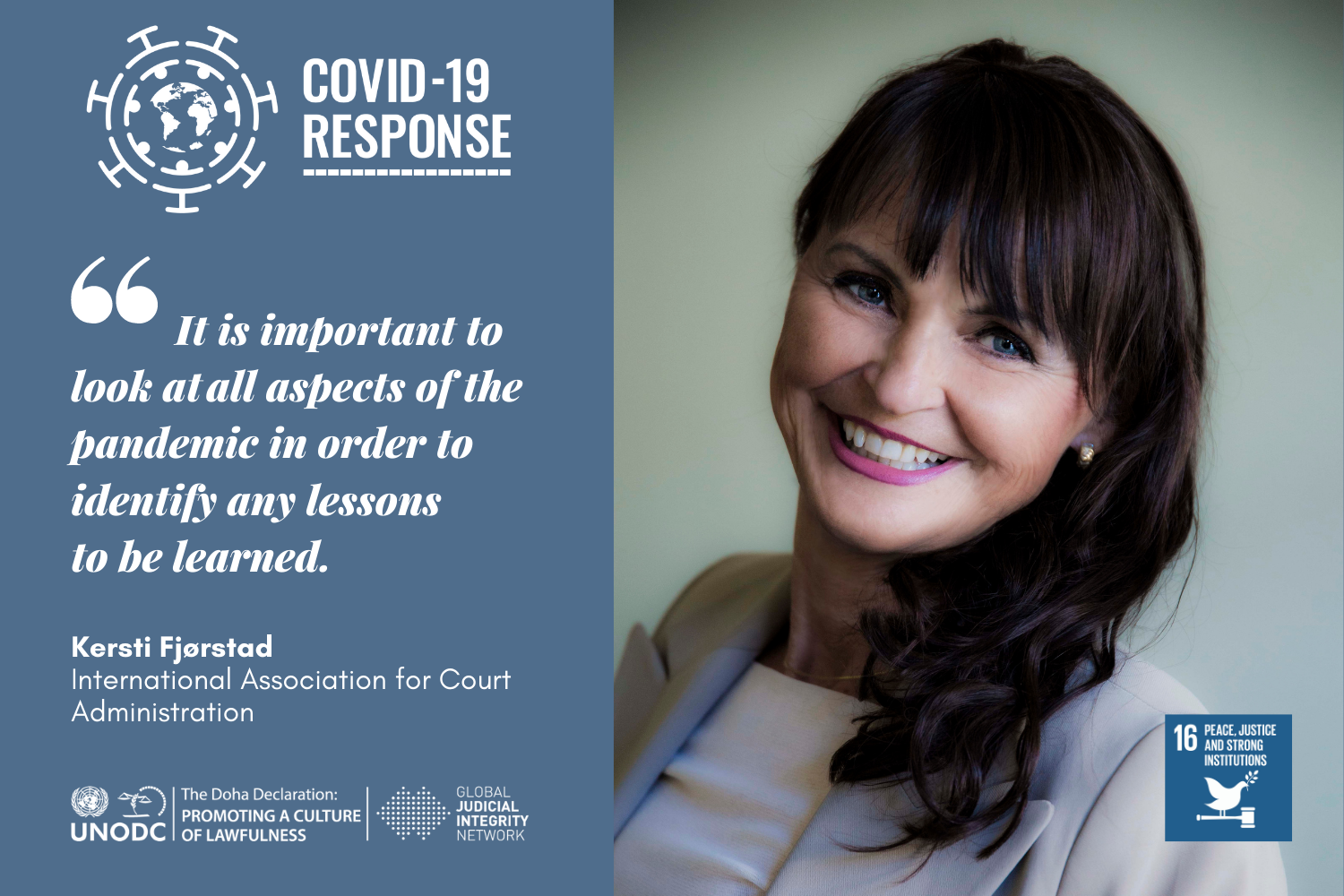 Access to Justice in Relation to COVID-19: A Norwegian Perspective on an Issue of Judicial Integrity