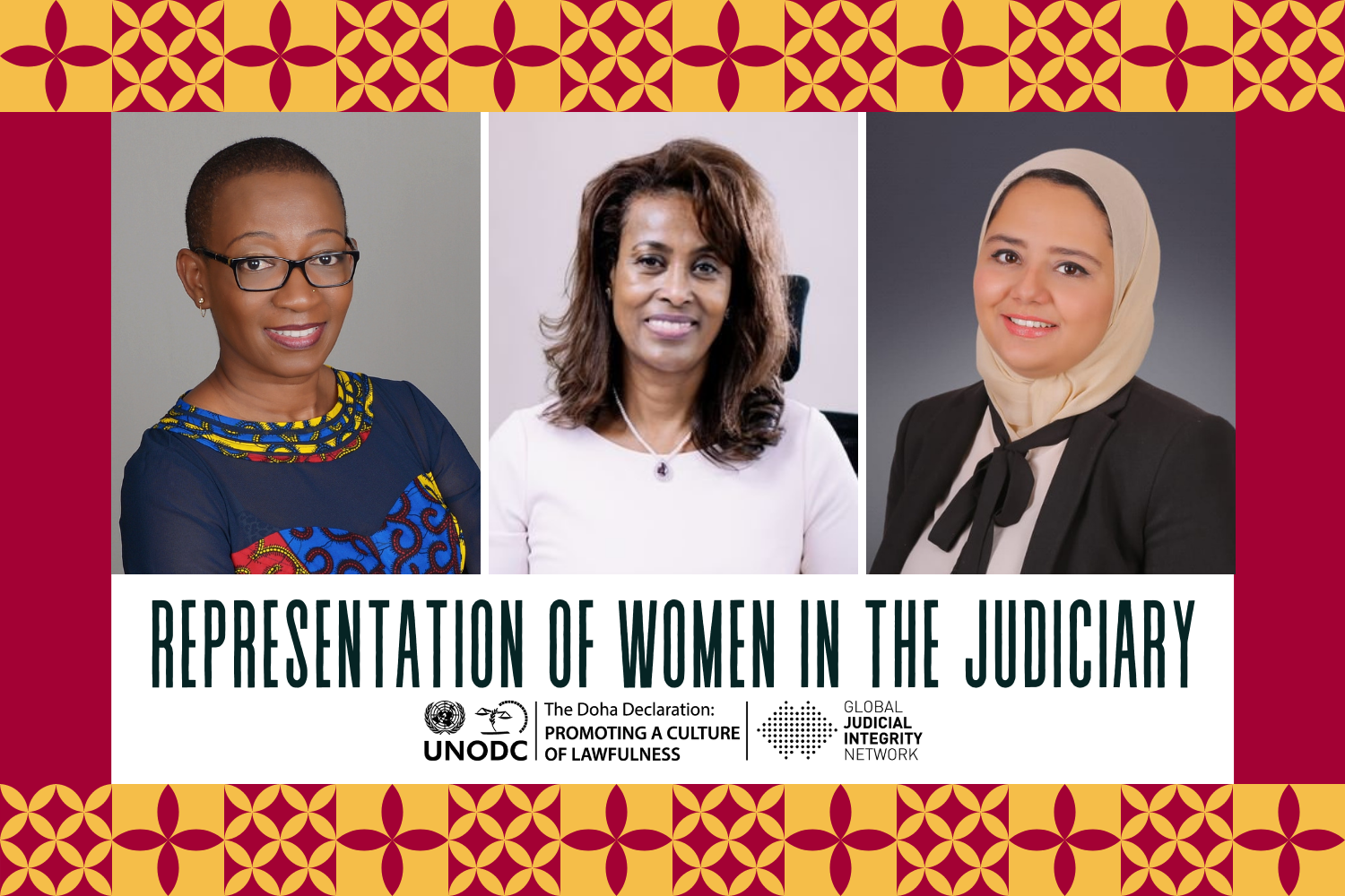 Progress towards Parity: The Representation of Women in the Judiciary