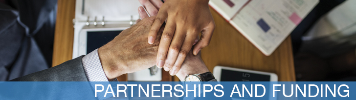 Partnerships and Funding