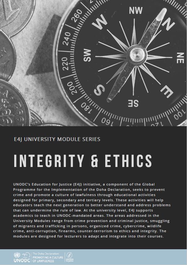 Integrity & Ethics