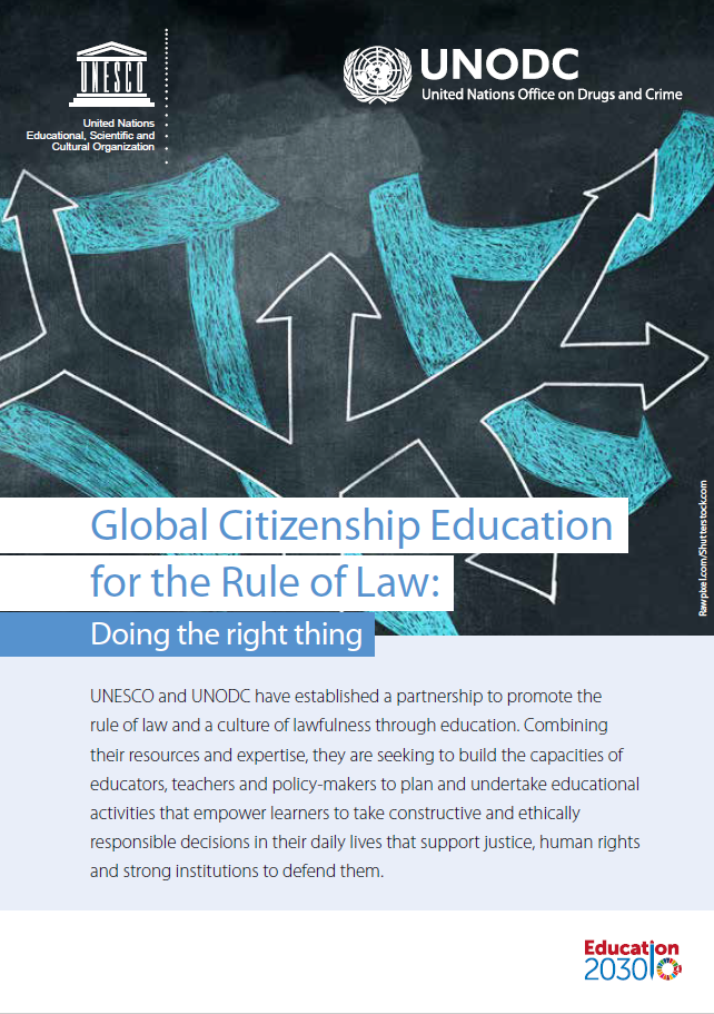UNODC-UNESCO Partnership for Global Citizenship Education