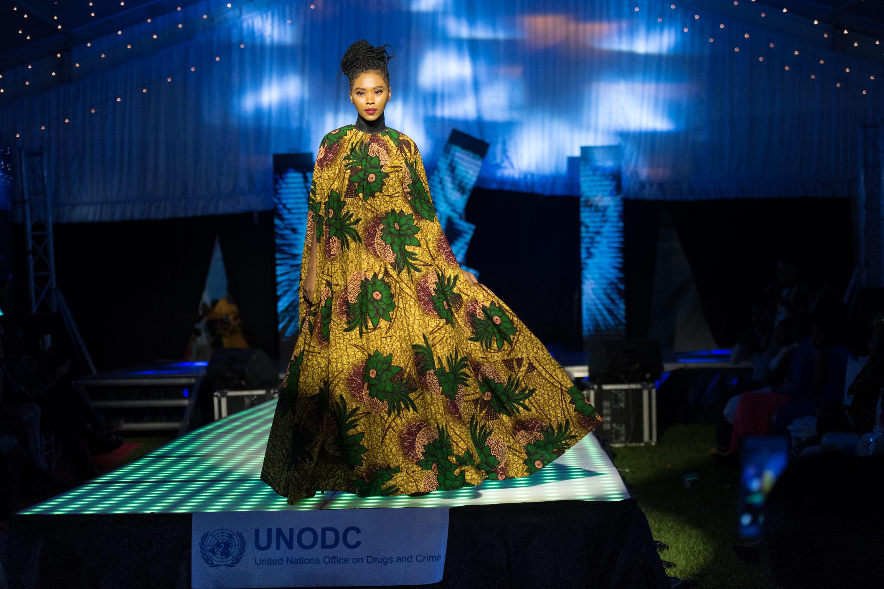 Unodc Roea Supports The Reintegration Of Girls In Conflict With The Law In Kenya Through Fashion