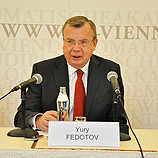 Yury Fedotov, Director-General, UNOV