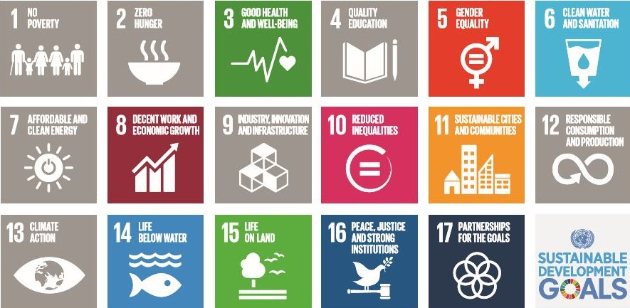 UNODC specifically contributes to 10 of the Sustainable Development Goals