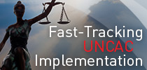 Fast-tracking UNCAC implementation