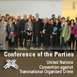Mr. Fedotov with NGOs; Photo: UNODC
