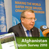 Yury Fedotov, Executive Director UNODC