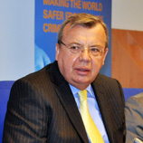 Photo: UNODC Executive Director, Yury Fedotov
