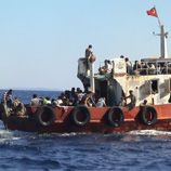 Photo: smuggling of migrants by sea