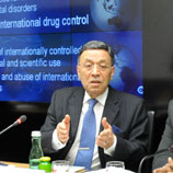 Hamid Ghodse, President of the International Narcotics Control Board
