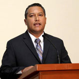 Photo: ©AFP: Late Minister of the Interior of Mexico, Francisco Blake Mora