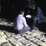 Photo: UNODC Central Asia: Drugs seized by the Mobile Deployment Team, Tajikistan