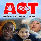 ACT against Corruption campaign