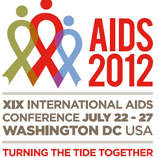 Photo: AIDS 2012 Logo