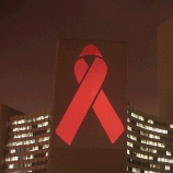 Red Ribbon - Vienna International Centre