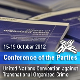 Digest of Organized Crime. Photo: UNODC