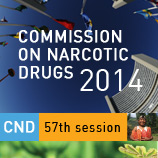 57th Session of the Commission on Narcotic Drugs