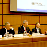 Opening of UNODC's 2015 Scientific Consultation on Prevention of Drug Use and Treatment of Drug Use Disorders. Photo: UNODC