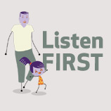 UNODC launches #ListenFirst campaign on drug prevention among youth. Photo: UNODC