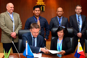The Philippines joins the Container Control Programme. Photo: UNODC