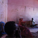 A photo of the South Galcayo detention facility in Galmadug, Somalia, prior to the refurbishment of the cells by UNODC | Photo: UNODC