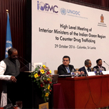 Indian Ocean: Colombo Declaration adopted to coordinate anti-drugs efforts. Photo: UNODC